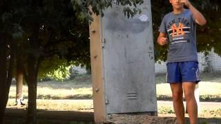 Поджег трансформатор(, 2015-08-25T18:46:41.000Z)