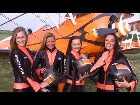 Breitling Wingwalkers Official Video 2011