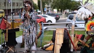 Сержио Боке. Индейцы в Саранске(, 2015-07-23T13:25:15.000Z)