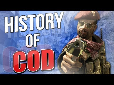 The History Of Call Of Duty: Where It Started (COD 1,2,3)