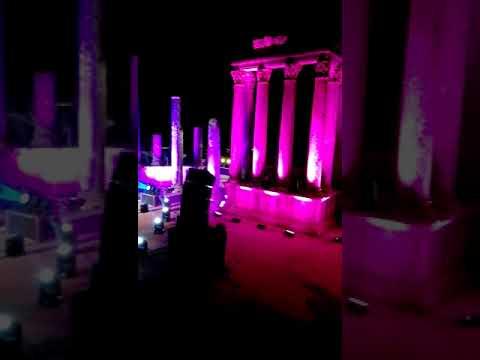 Akcent live 2017 in DOUGGA