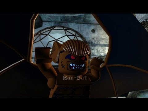 LEGO Batman 100% Guide - Episode 2-4 - Zoo