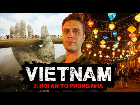 VIETNAM | Solo Backpacking | Ep2: Hoi An to Phong Nha