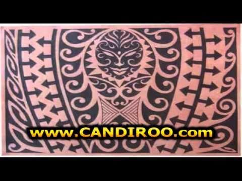 Tatuajes Hawaianos Hawaianas Youtube