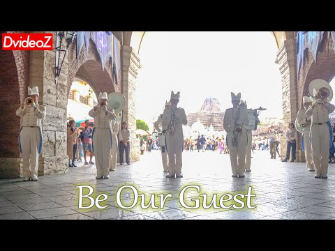 Be Our Guest - Tokyo Disney Sea Maritime Band
