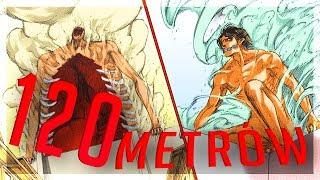 KIM JEST 120 METROWY TYTAN!? (TITANIC TITAN) (ROD REISS) - ATAK TYTANÓW | RIPLEJ