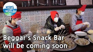 Beggar's Snack Bar will be coming soon (Boss in the Mirror) | KBS WORLD TV 210218