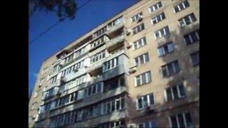 Разварка балкона, наружная отделка и остекление(, 2016-05-05T09:24:50.000Z)