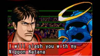 Final Fight One (USA) (Game Boy Advance) - (Longplay - Guy | Very Hard Difficulty)