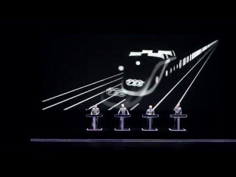 Kraftwerk - Trans-Europe Express / Metall Auf Metall - Kraków 2015.12.04