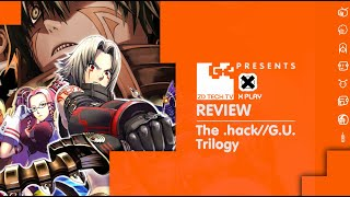 X-Play Classic - Triple Feature Review: The .hack//G.U. Trilogy