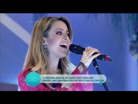 Sandy e Tiago Iorc -  Me Espera AO VIVO