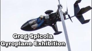 Greg Spicola Gyroplane Exhibition at Bensen