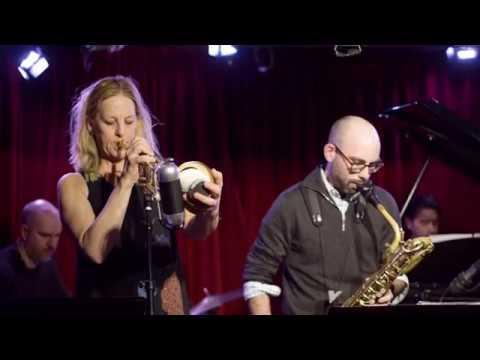Cortelyou - Live at Cornelia St Cafe: Andrew Hadro w/ Ingrid Jensen