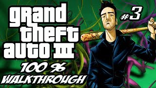 GTA III [Part 3] - ALL Side Missions in Portland [100% Walkthrough]