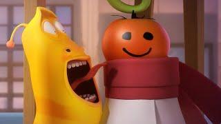 LARVA | EL TOMATE | Dibujos animados para niños | WildBrain en Español