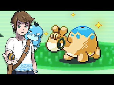Live Shiny Numel After 3,652 REs - DTQ #3 - Pokemon Ruby