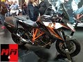 KTM 1290 SUPER DUKE GT 2019 - EICMA 2018