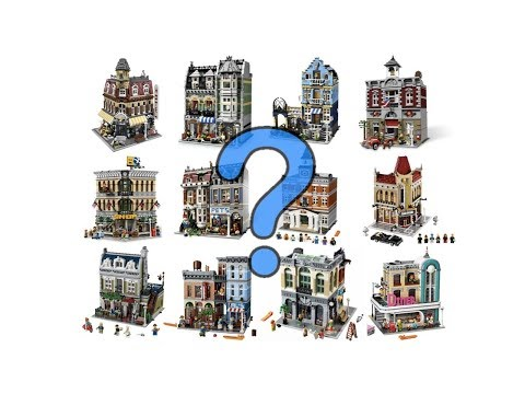 Best Lego Modular Building 2018