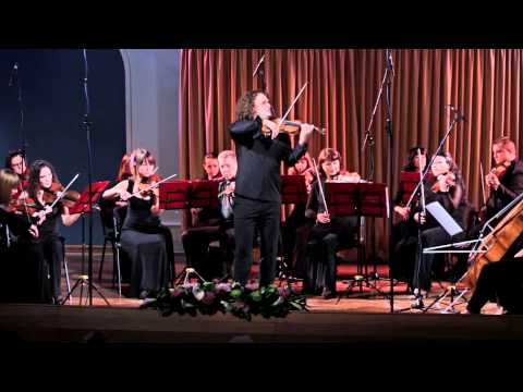 Russian Camerata Chamber Orchestra. Tver' Philharmonic Hall, 1.10.2012 камерный оркестр