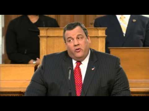 Governor Christie: Sandy Was And Is Above Politics