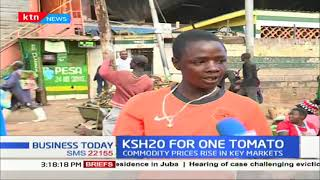 Why tomatoes are very expensive in Kenya