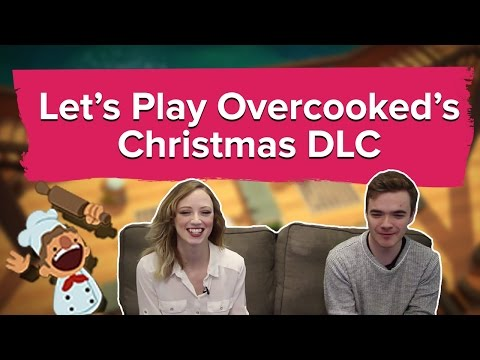 Let's play Overcooked's Christmas DLC (it's free, after all)