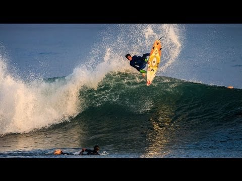 Wave of the Day: Lower Trestles July 22nd, 2013