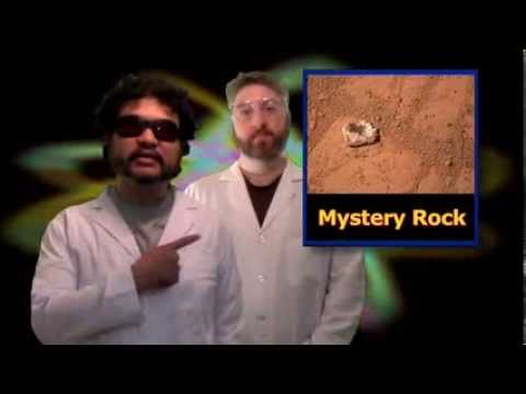 The Science Jerks News - Martian Space Rock