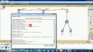 Connect two different Networks with RIP - Cisco Packet Tracer