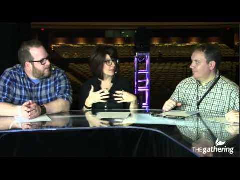 The Gathering LIVE: Heather Semple & David Kinann