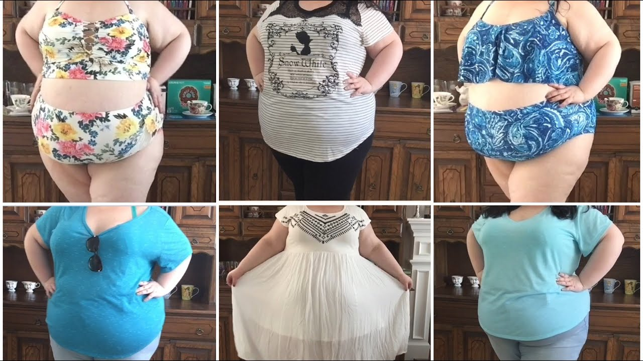 plus size bikini and clothing haul from torrid - youtube