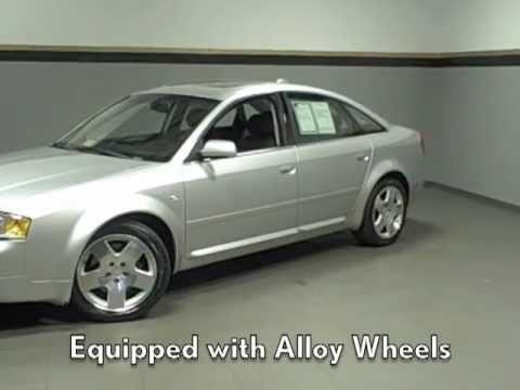 2004 audi a6 quattro 4 2 liter v8 available at lexus of. Black Bedroom Furniture Sets. Home Design Ideas