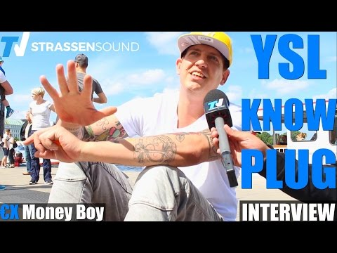 YSL KNOW PLUG Ex Money Boy Interview: Bushido, Fler, Alles ist Designer, Kanye, Seyed, FPÖ, Savas