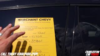 Invoice Pricing   Chevy Traverse