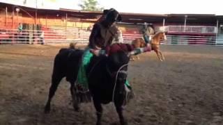 Panchito Carrizales en El Principito de Rancho El Trebol