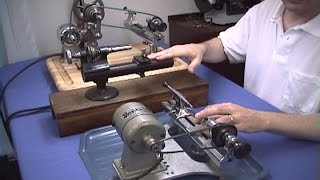 ClockMaker, WatchMaker, Jewelers Lathe video course preview.