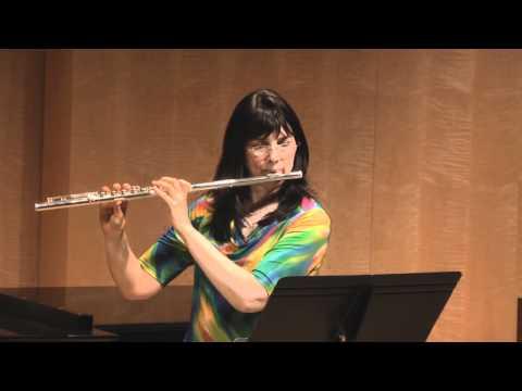 Laurel Ann Maurer, Flutist - Syrinx - Claude Debussy