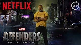Marvel's The Defenders | 360 Street Scene [HD] | Netflix thumbnail