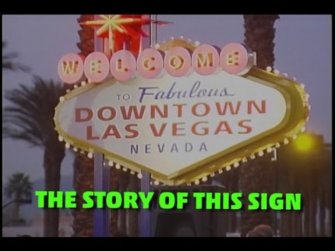 Welcome To Fabulous Downtown Las Vegas Sign (2002)