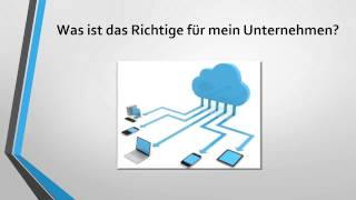 Cloudspeicher vs. lokale Datenspeicherung
