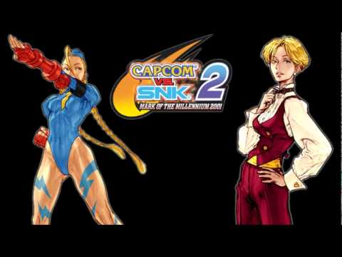 Capcom vs. SNK 2 OST - This is true Love Makin' (London Stage)