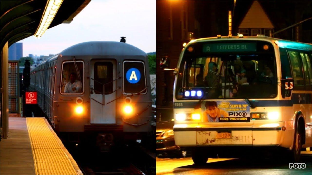 Mta New York City Transit  88Th Street-Boyd Avenue A -9078