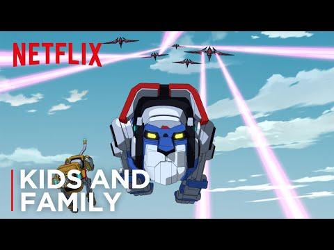 Download Youtube: Voltron   Season 3 Teaser [HD]   Netflix