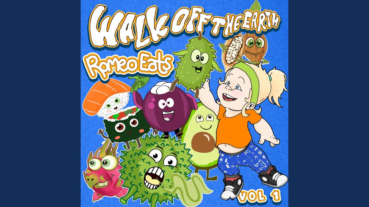 Walk Off The Earth, Romeo Eats - The Mangosteen Song
