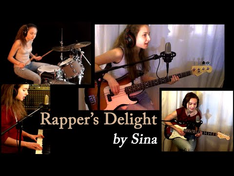 Rappers Delight;   Sina