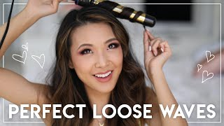 HOW TO CURL YOUR HAIR | In-Depth Curling Wand Tutorial