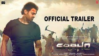 Saaho Movie Trailer | Prabhas, Shraddha Kapoor, Jackie Shroff, Neil Nitin | Trailer Confirm Timing