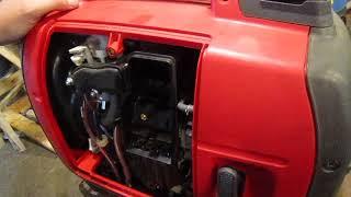 видео Генератор инверторный Honda EU20iT1