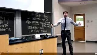 UM EEB Seminar: Jacob Allgeier, University of California Santa Barbara